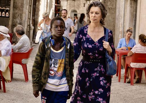 Sofia Loren en The Life Ahead